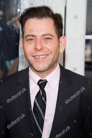 Stock Image of Joey Horvitz attends the premiere of Lexus Short Films on in New York