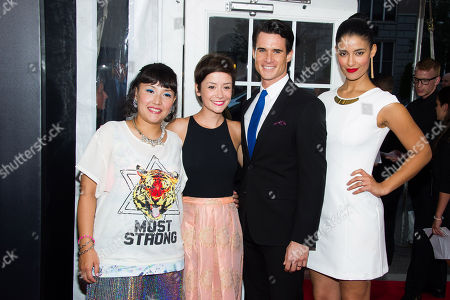 Editorial photo of NY World Premiere of Lexus Short Films, New York, USA - 6 Aug 2014