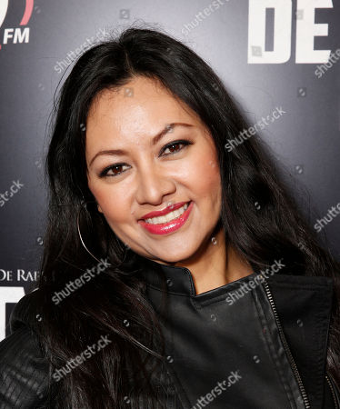 "Stock Photo of Keyla Wood attends Pantelion Films' ""Cinco De Mayo: LA Batalla"" Los Angeles Special Screening at Regal Cinemas L.A. Live on in Los Angeles"