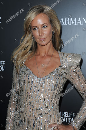 Lady Victoria Hervey attends the Georgio Armani party to celebrate Paris Photo Los Angeles at Paramount Studios on in Los Angeles