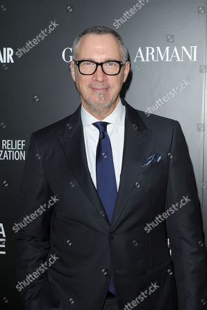 Edward Menicheschi attends the Georgio Armani party to celebrate Paris Photo Los Angeles at Paramount Studios on in Los Angeles