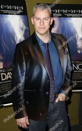 "Travis Fine attends a special screening of ""Any Day Now"" at the Sunshine Landmark Theater on in New York"