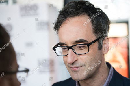"Don McKellar seen at the screening of ""Sensitive Skin"", in Toronto, Canada"