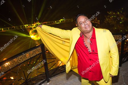 Sir Ivan attends Sir Ivan's Midnight Sun Party at Castle On The Sun in Water Mill on in New York