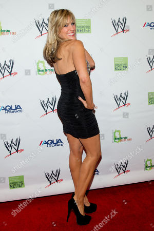Lilian Garcia attends the Superstars For Sandy Relief Event, on in New York, NY