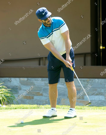 Greg Ellis participates in the Academy of Television Arts & Sciences 14th Primetime Emmy Celebrity Tee-Off, on Monday, September, 9, 2013 at Oakmont Country Club in Glendale, CA