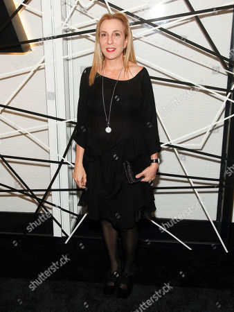 Susan Rockefeller attends the The Museum of Modern Art Film Benefit 2014, in New York