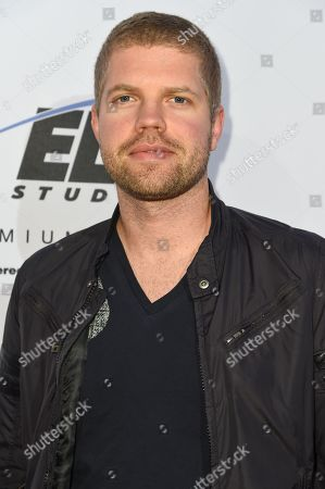 Stock Photo of Morgan Page attends the Recording Academy Producers and Engineers Wing 8th Annual Grammy Week Event at The Village Recording Studios, in Los Angeles