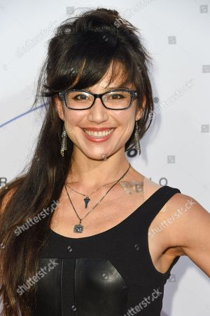 Christine Wu attends the Recording Academy Producers and Engineers Wing 8th Annual Grammy Week Event at The Village Recording Studios, in Los Angeles