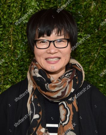 Stock Photo of Director So Yong Kim attends Through Her Lens: The Tribeca Chanel Women's Filmmaker Program Luncheon at Locanda Verde, in New York