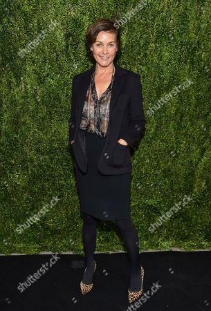 Carey Lowell attends Through Her Lens: The Tribeca Chanel Women's Filmmaker Program Luncheon at Locanda Verde, in New York