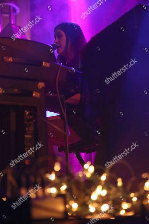 Artist Vanessa Carlton in concert at Third and Lindsley, in Nashville, Tenn