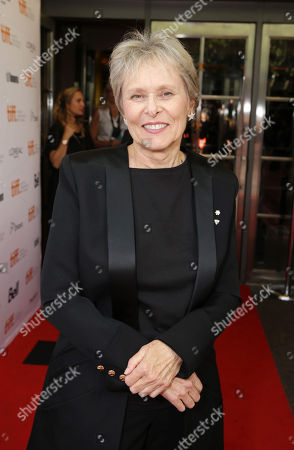 Canadian Astronaut Dr. Roberta Bondar seen at Warner Bros. 'Gravity' Premiere at 2013 TIFF presented by Audi, on Sunday, Sep, 8, 2013 in Toronto