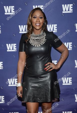 Cheryl Clemons attends the WE tv Holiday Showcase at 54 Below on in New York