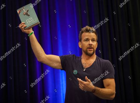 Stock Photo of Sean Patrick Flanery appears during the Wizard World Chicago Comic-Con at the Donald E. Stephens Convention Center, in Chicago