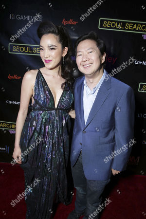"Editorial photo of Wonder Vision Presents ""Seoul Searching"" Premiere, Los Angeles, USA - 24 Jun 2016"