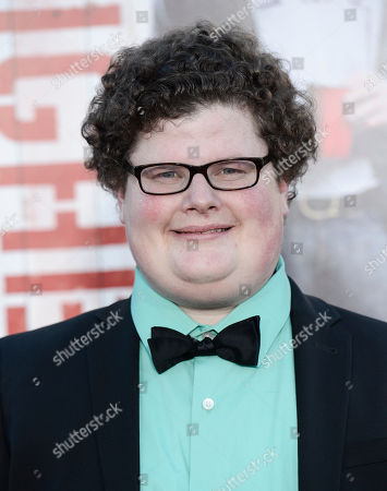 """Stock Image of Actor Jesse Heiman attends the premiere of the feature film """"Neighbors"""" on in Los Angeles"""