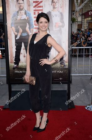 "Stock Photo of Actress Ali Corbin attends the premiere of the feature film ""Neighbors"" on in Los Angeles"
