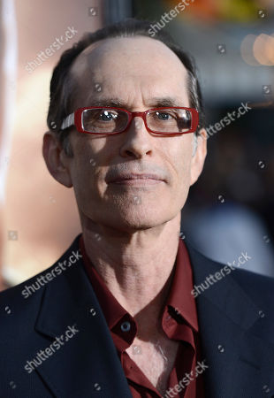 """Director David Twohy arrives on the red carpet at the world premiere of the feature film """"Riddick"""" at the Regency Village Theatre on in Los Angeles"""