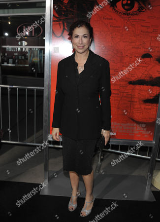"""Actress Roma Maffia arrives at the world premiere of """"The Call"""" at the Arclight Hollywood on in Los Angeles"""