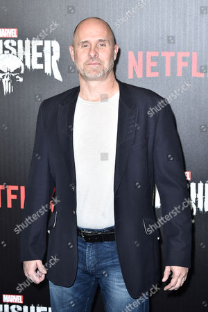 Editorial picture of 'The Punisher' TV show premiere, Arrivals, New York, USA - 06 Nov 2017