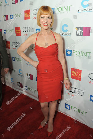"Ellen Greene arrives at ""Voices On Point"" Concert & Gala held at The Wiltern theatre, in Los Angeles"