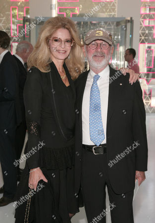 Director Norman Jewison, right, with his wife Margaret Ann Dixon, left, attend the 2013 Envision Awards presented by the Museum of the Moving Image, on in New York
