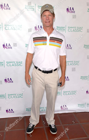 Stock Photo of Joel Gretsch arrives at the 15th Emmys Golf Classic, presented by the Television Academy Foundation, at the Wilshire Country Club in Los Angeles