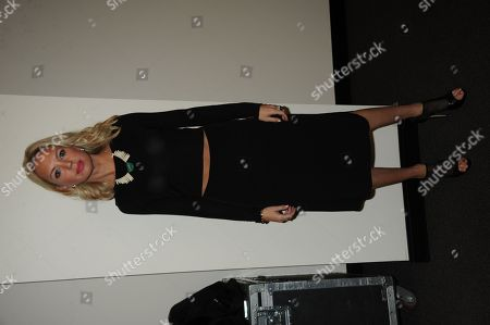 Barret Swatek of MTV's 'Awkward' seen at the 2014 MTV Upfront Press Junket at the Beacon Hotel Lower Level on in New York