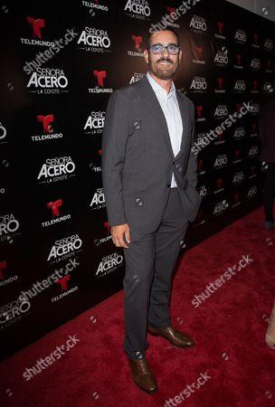 Editorial photo of 'Senora Acero, La Coyote' season premiere, Doral, USA - 01 Sep 2017