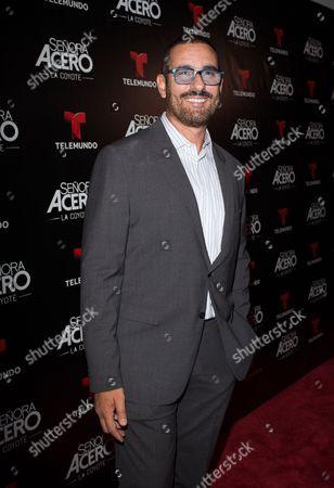 Stock Photo of Miguel Varoni