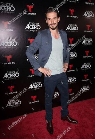 Editorial picture of 'Senora Acero, La Coyote' season premiere, Doral, USA - 01 Sep 2017