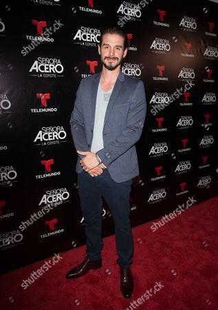 Editorial image of 'Senora Acero, La Coyote' season premiere, Doral, USA - 01 Sep 2017