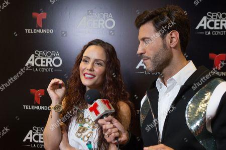 Ana Lucia Dominguez, Quique Usale