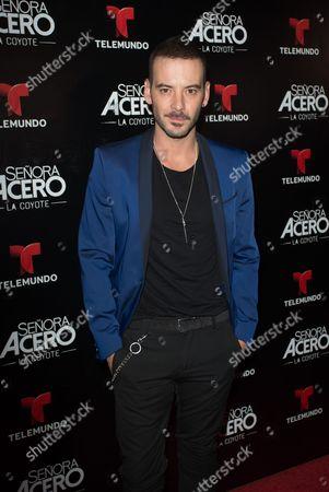 Stock Image of Diego Cadavid