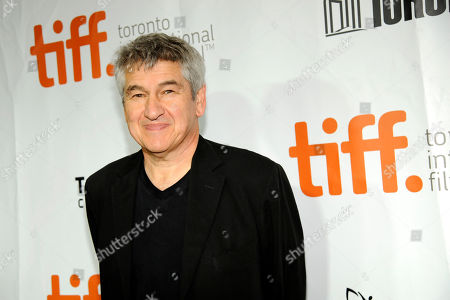 """Director Richard Loncraine arrives at the premiere of """"Ruth & Alex"""" on day 2 of the Toronto International Film Festival at the Princess of Wales Theatre, in Toronto"""