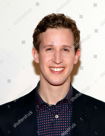 "Actor Alex Wyse attends the world premiere of ""X/Y"" at the 2014 Tribeca Film Festival, in New York"