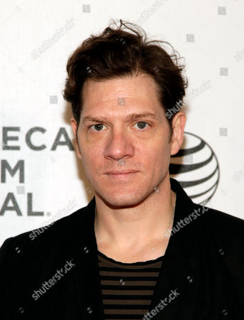 "Actor Adam Rapp attends the world premiere of ""X/Y"" at the 2014 Tribeca Film Festival, in New York"