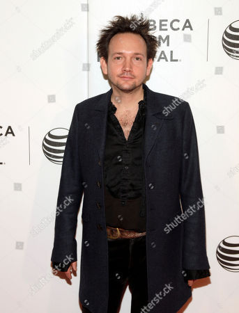 """Composer Will Bates attends the world premiere of """"X/Y"""" at the 2014 Tribeca Film Festival, in New York"""