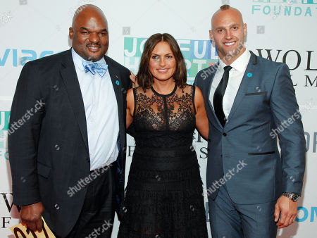 Editorial photo of 2015 Joyful Revolution Gala, New York, USA - 6 May 2015