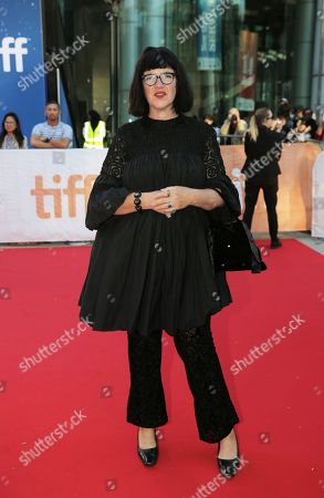 "Director Katherine Dieckmann attends the ""Strange Weatherâ?? premiere on day 9 of the Toronto International Film Festival at the Roy Thomson Hall, in Toronto"