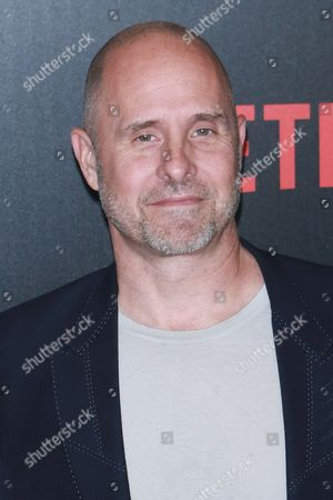 Editorial image of 'The Punisher' TV show premiere, Arrivals, New York, USA - 06 Nov 2017