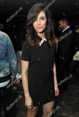 Abigail Spencer attends the DETAILS Hollywood Mavericks Party hosted by Dan Peres at Soho House, in West Hollywood, Calif