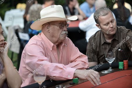 Barry Corbin attends the 3rd Annual SAG Foundation Poker Classic on Saturday, Aug. 24 in Los Angeles