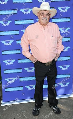 Barry Corbin arrives at the 3rd Annual SAG Foundation Poker Classic on Saturday, Aug. 24 in Los Angeles