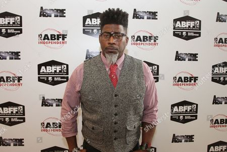 """David Banner is seen at the """"ABFF INDEPENDENT"""" Season 4 premiere during the American Black Film Festival at 42nd street AMC, in New York"""
