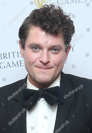 Matthew Horne arrives for the 2013 British Academy Games Awards at the Hilton hotel in central London