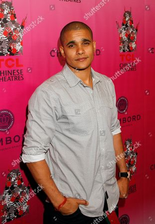 Editorial image of Chambored Vodka Goes Hosted by Boris Kodjoe, Hollywood, USA - 12 Apr 2013