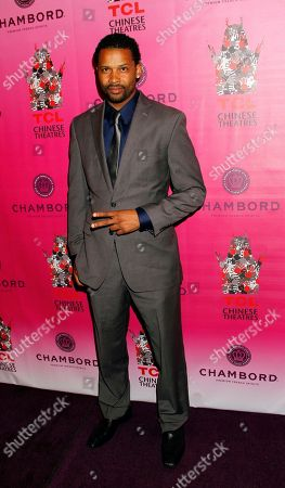 Actor Trae Ireland arrives at Chambored Vodka Goes Hollywood Hosted by Boris Kodjoe at Chinese 6 Theatre Ballroom in Hollywood, Calif