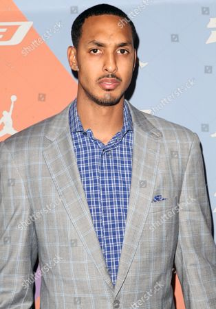 Ryan Hollins at the CP3.VI Traction Control Launch Event on in Los Angeles
